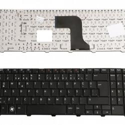 Dell Inspiron N5010, M5010 Notebook Klavyesi - Siyah - TR