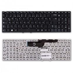 Samsung NP300E5A, NP305E5A Notebook Klavyesi - Siyah - TR