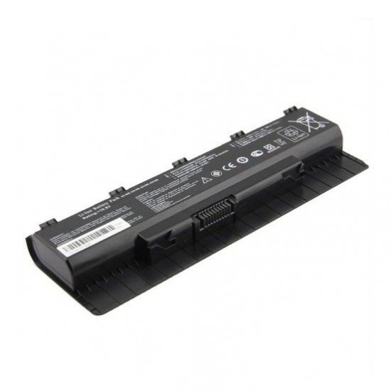 Asus N46, N56, N76Li-ion 11.1V 4400mAh Siyah Notebook Bataryası