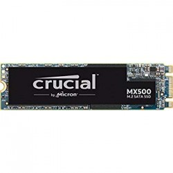 Crucial MX500 250GB 560MB/s-510MB/s M.2 SATA 2280 SSD Notebook Harddisk