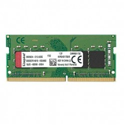 Kingston 8GB 2400MHz DDR4 Ram KVR24S17S8/8 Notebook Ram