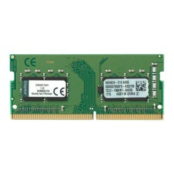 Kingston NTB 4GB 2400MHz DDR4 KVR24S17S6/4 Notebook Ram