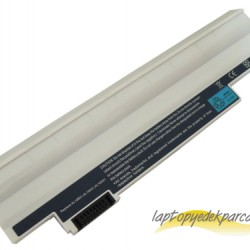 Acer Aspire One D255, D260, D270, Happy, 522, 722 Notebook Bataryası - Beyaz
