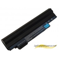 Acer Aspire One D255, D260, D270, Happy, 522, 722 Notebook Bataryası - Siyah