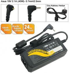 Asus 19V 2.1A (40W)Notebook Adaptör