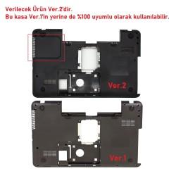 Toshiba Satellite C850, C855 Notebook Alt Kasa - Siyah - Ver.2-Ver.1