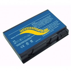 Acer Aspire 3100, 3690, 5100, 5110, 5610, 5630, TravelMate 2490, 4200, 4230 11.1V Notebook Batarya