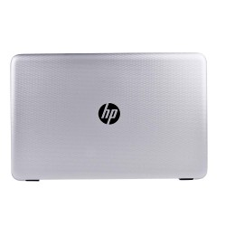 Hp 15-ac, 15-af, 15-ac000, 15-af000 Notebook Lcd Back Cover - Silver