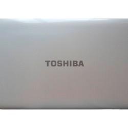 Toshiba Satellite C850, C855 Notebook Lcd Back Cover - Parlak Beyaz