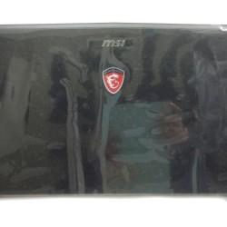 MSI GE72 Notebook Lcd Back Cover - Siyah - Ver.1