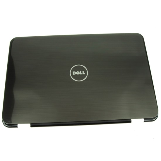 Dell Inspiron N5010, 15R-N5010, M5010, 15R-M5010 Notebook Lcd Back Cover - Siyah
