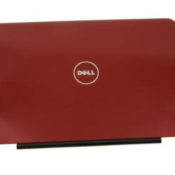 Dell Inspiron N5010, 15R-N5010, M5010, 15R-M5010 Notebook Lcd Back Cover - Kırmızı