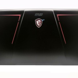 MSI GE73 Notebook Lcd Back Cover - Ver.1 (Non-RGB)