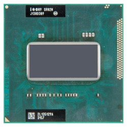 Intel® Core™ i7-2670QM İşlemci SR02N (6M Önbellek, 3,10 GHz'e kadar) 2.Nesil Notebook İşlemci