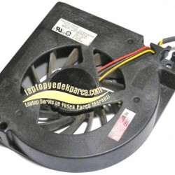 Dell Inspiron 6000,9200,9300,9400 Serisi Notebook Fan DC28A000820