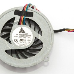 Asus A40, A40J, A42, A42J, K42, K42J, X42 Notebook Cpu Fan - Ver.2
