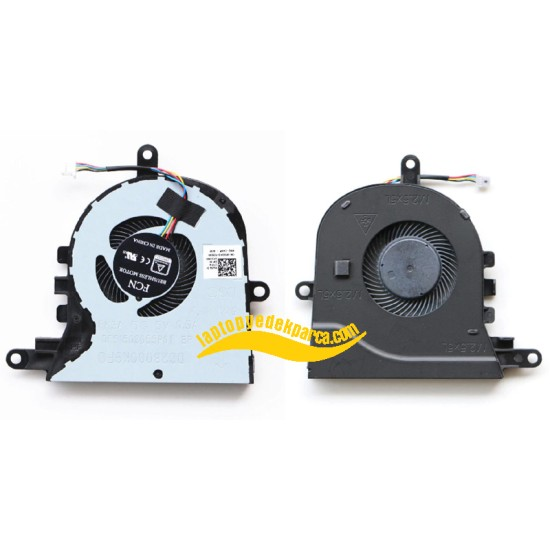 Dell Inspiron 17 5770, 15 5570, Latitude 3590 Fan 0FX0M0 FX0M0