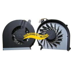 Hp Compaq CQ57 630 635 G57 430 431 435 G43 Notebook Fan Dfs551005m30t