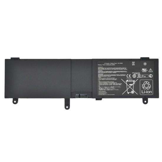 Asus N550J, N550L, C41-N550 Notebook Bataryası
