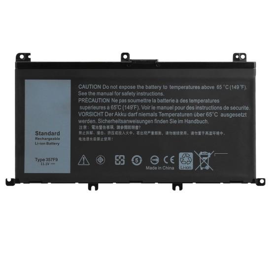 Dell Inspiron 7557, 7559 Notebook Bataryası
