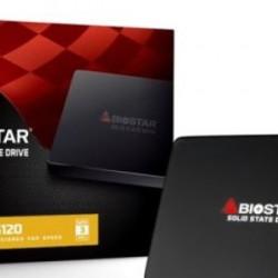 """Biostar S120 120GB 2.5"""" SSD Disk SA902S2E31"""