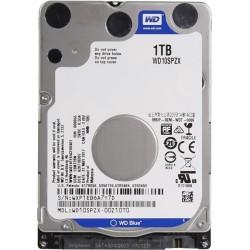 """WD BLUE 2.5"""" 1TB 128MB 5400RPM WD10SPZX"""