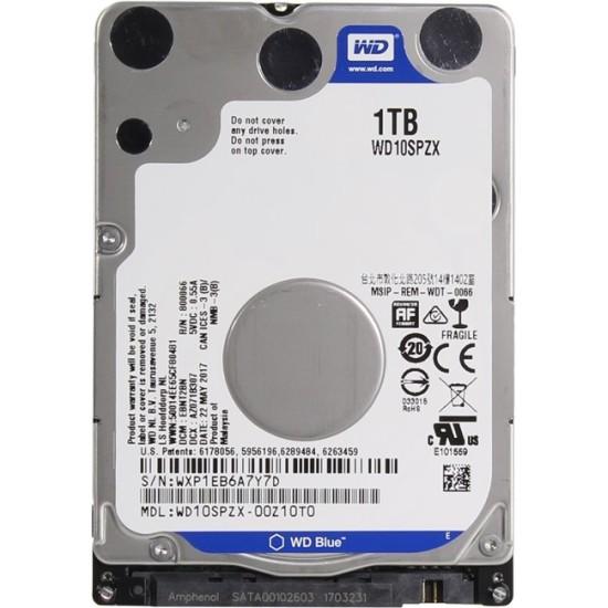 WD BLUE 2.5 1TB 128MB 5400RPM WD10SPZX