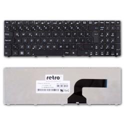 Asus F50, F70, G60, N50, N70 Notebook Klavyesi - Siyah