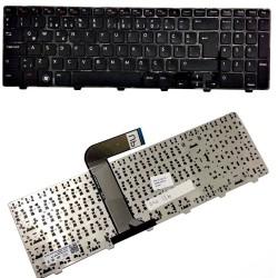 Dell Inspiron N5110, 15R-N5110 Notebook Klavye - Tuş Takımı / TR