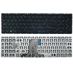 Hp 250 G4 Notebook Klavye - Tuş Takımı / Siyah - TR