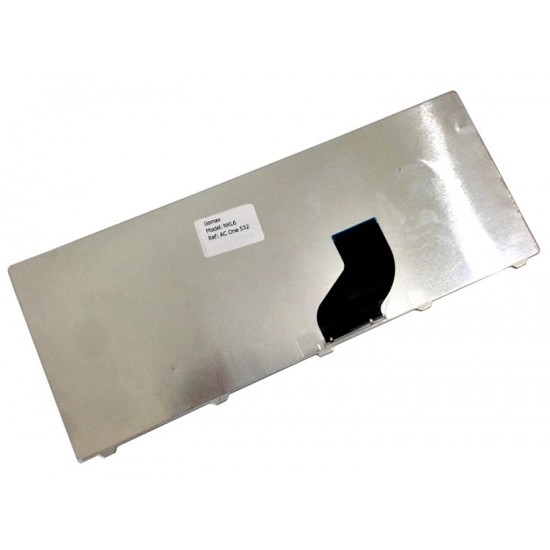 Notebook Klavye - Acer Aspire One D255 Beyaz Klavye