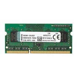 Kingston NTB 4GB 1600MHz DDR3L 1.35v KVR16LS11/4