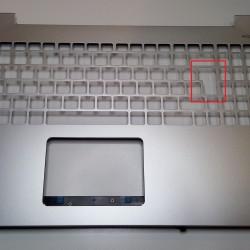 Asus K555L, X555L Notebook Üst Kasa - Silver - Ver.2